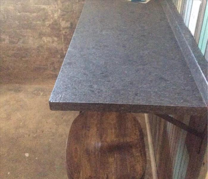 Concrete Dust Covers a Charlottesville Business After