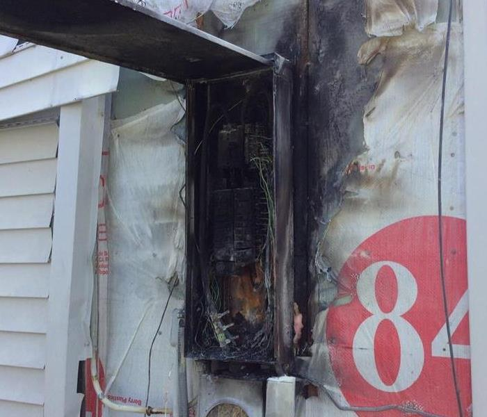 Breaker Box Causes Fire in Charlottesville Home