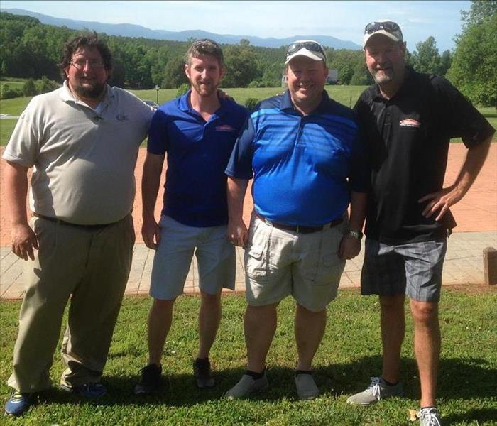 Community 17th Annual Lynchburg Claims Golf Outing