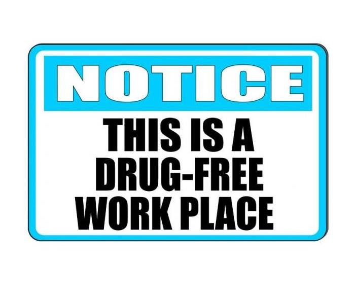 General We Are a Drug Free Certified Charlottesville Business