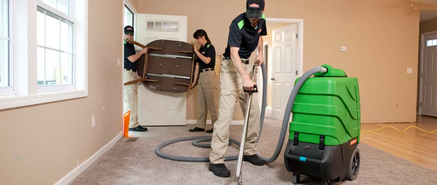Charlottesville, VA residential restoration cleaning